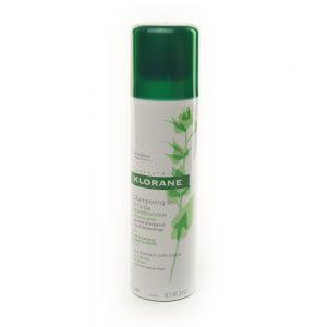 Klorane suhi šampon s koprivom, 150ml