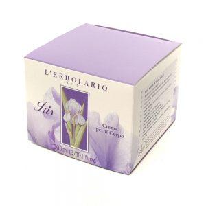 L'erbolario Iris krema za tijelo