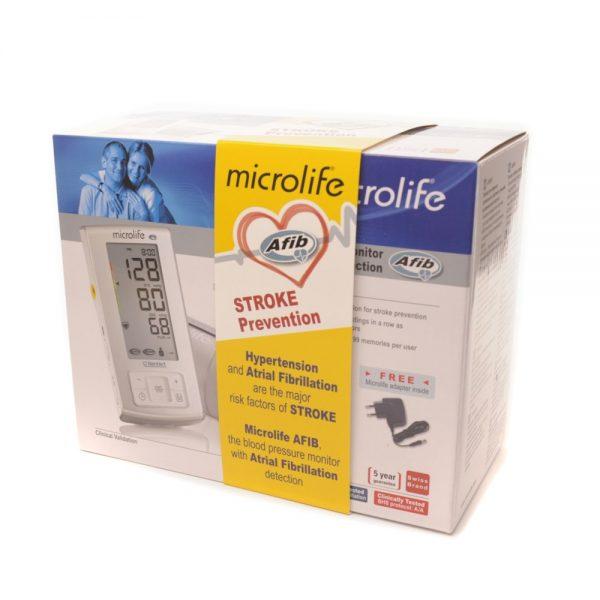 Tlakomjer Microlife BP A6 AFIB PC + adapter