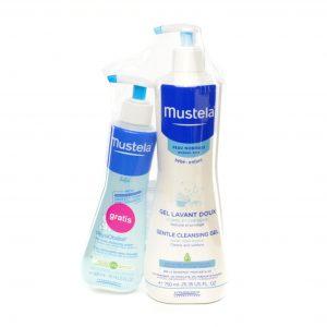 Mustela Dermatološki gel za pranje, 750 mL