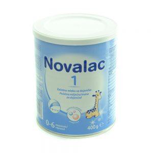 Novalac 1 - početna mliječna hrana za dojenčad