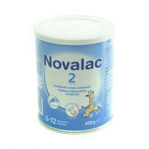 Novalac 2 - prijelazna mliječna hrana za dojenčad