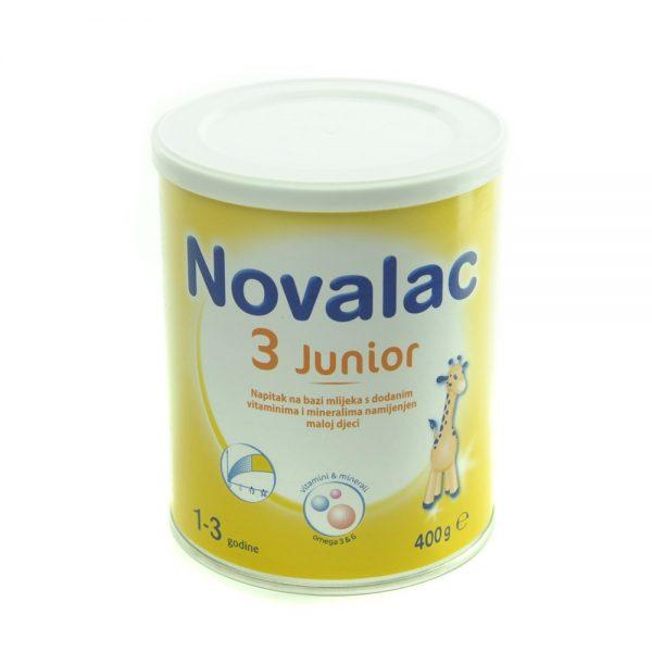 Novalac 3 Junior - mlijeko za djecu s vitaminima i mineralima