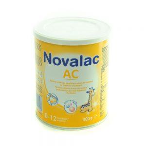 Novalac AC - početna mliječna hrana za posebne prehrambene potrebe dojenčadi s kolikama