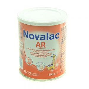 Novalac AR -početna mliječna hrana za posebne prehrambene potrebe dojenčadi s vraćanjem hrane