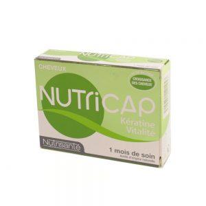 Nutricap Keratine&Vitalite, 60 kapsula
