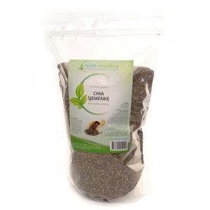 Nutrimedica Chia sjemenke, 1000 g
