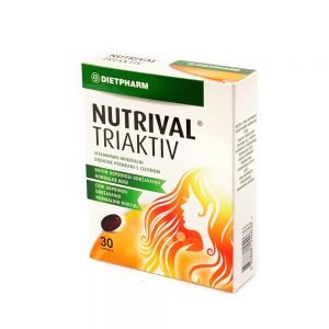 Dietpharm Nutrival® triaktiv, 30 kapsula