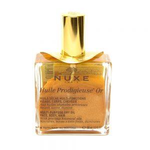 Nuxe Huile Prodigieuse OR, višenamjensko suho ulje sa zlatnim sjajem, 100 mL