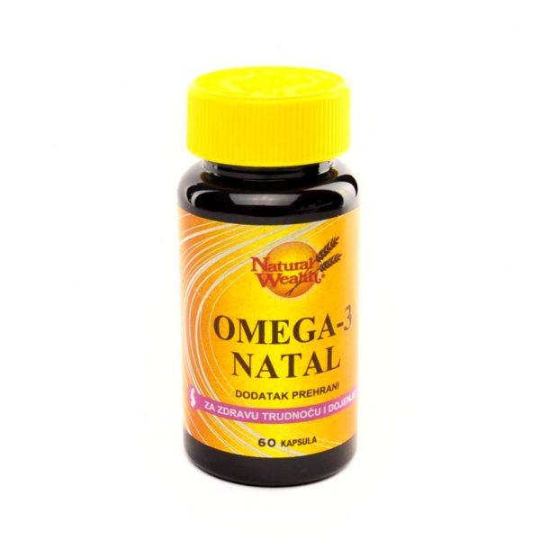 Natural Wealth® Omega-3 Natal