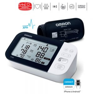 Omron M7 IT tlakomjer - pametna manžeta i spajanje na smartphone