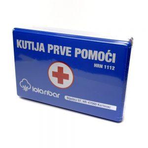 Kutija prve pomoći HRN 1112