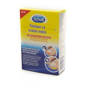 Scholl tretman za urasle nokte