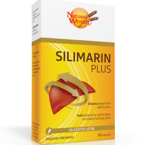 Natural Wealth® Silimarin plus