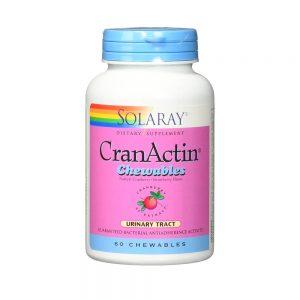 Solaray CranActin ® pastile, 60 pastila
