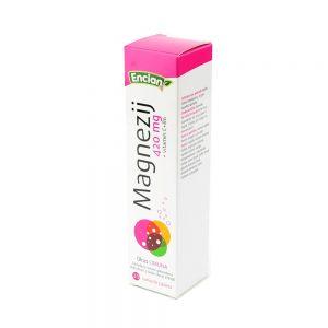 Encian Magnezij 420 mg+vitamin C+B6