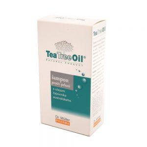 Tea Tree Oil Šampon protiv prhuti, 200 mL