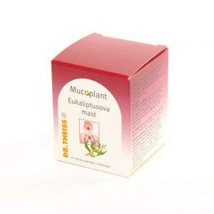 Dr. Theiss Mucoplant eukaliptusova mast, 20 g