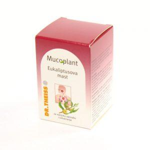 Dr. Theiss Mucoplant eukaliptusova mast, 50 g