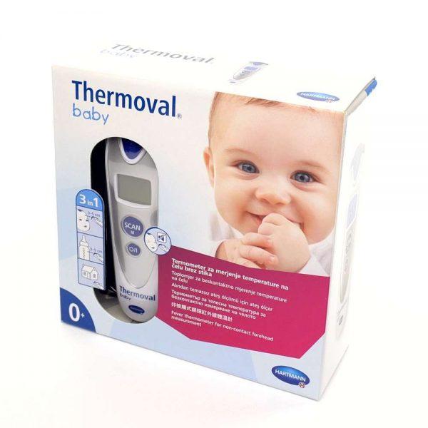 Thermoval baby -beskontaktno mjerenje temperature