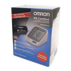 Tlakomjer Omron M6 Comfort s adapterom