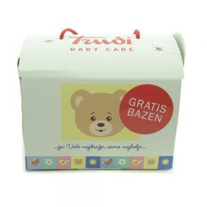 Trudi Box Limited s bazenčićem za kupanje