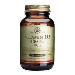 Solgar Vitamin D3 400 I.u. ( 10 μg)