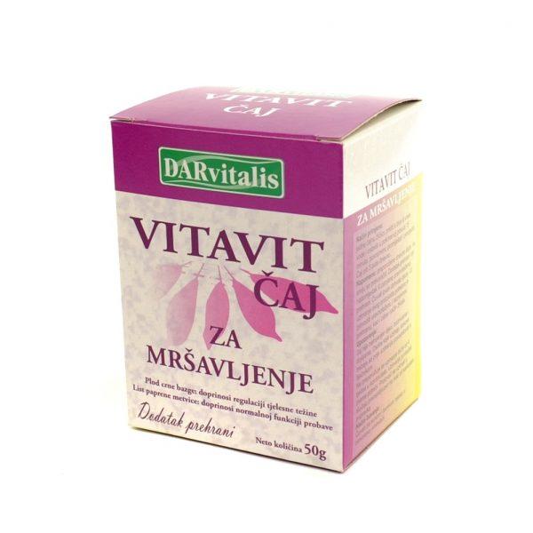 DARvitalis Vitavit čaj