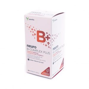 Yasenka Neuro B-complex plus -B vitamini,mentalno zdravlje