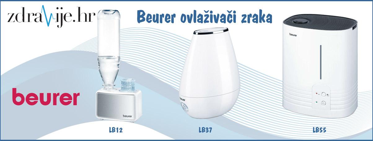 Zdravije.hr - Beurer ovlaživači zraka - desktop slider