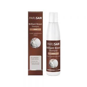 PARUSAN BRILLIANT BROWN ŠAMPON