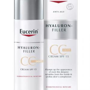 Eucerin Hyaluron-Filler CC - učinkovitu njegu protiv bora
