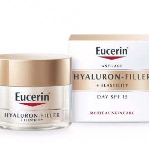 Eucerin Hyaluron-Filler Elasticity dnevna krema s SPF15