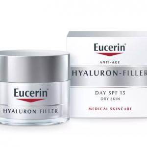 Eucerin Hyaluron-Filler dnevna krema za suhu kožu 50 mL