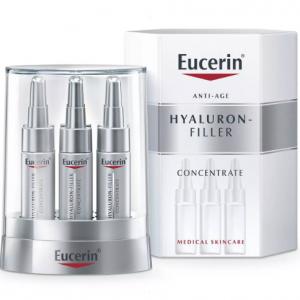 Eucerin Hyaluron-Filler koncentrirani tretman za ispunjavanje bora 6x5 mL