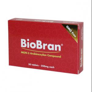 BioBran MGN-3 tablete, 50 tableta