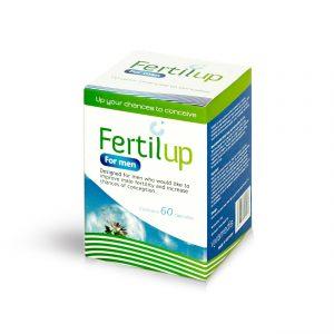 FertilUp za muškarce, 60 kapsula - vitalnost i plodnost muškaraca