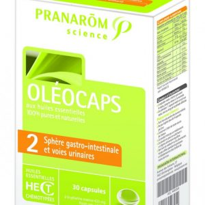 Oleocaps 2 kapsule - eterična ulja mravinac,kineski cimetovac,metvica