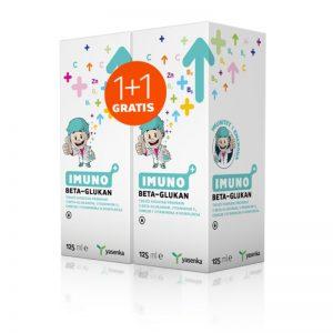 Yasenka Imuno beta glukan sirup - visokopročišćeni beta glukan, imunitet