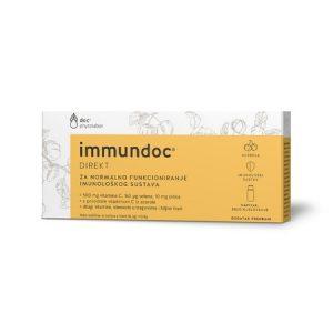 Immundoc Direkt - imunitet, vitamin C, antioksidansi