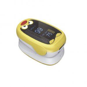 Pulsni oksimetar Nano Oxi K1 za djecu-mjeri zasićenost kisika u krvi i puls
