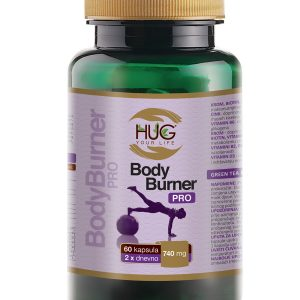 HUG BodyBurner PRO kapsule - poticanje metabolizma makronutrijenata