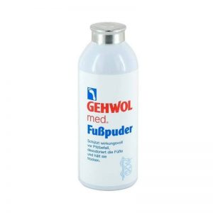 Gehwol Med puder - kod gljivičnih oboljenja kože i noktiju